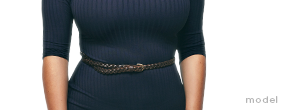 Tummy Tuck Model