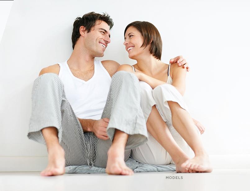 couple post procedure
