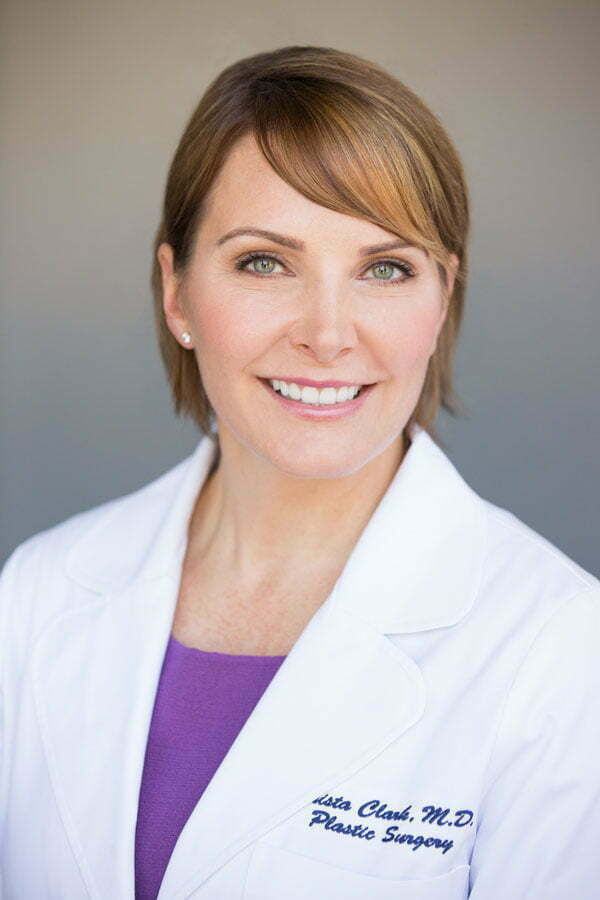 Christa Clark, MD, FACS. Board Certified Plastic Surgeon