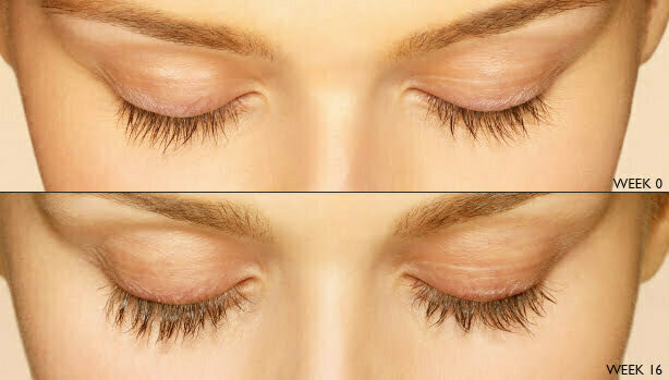 Latisse eyelash solution