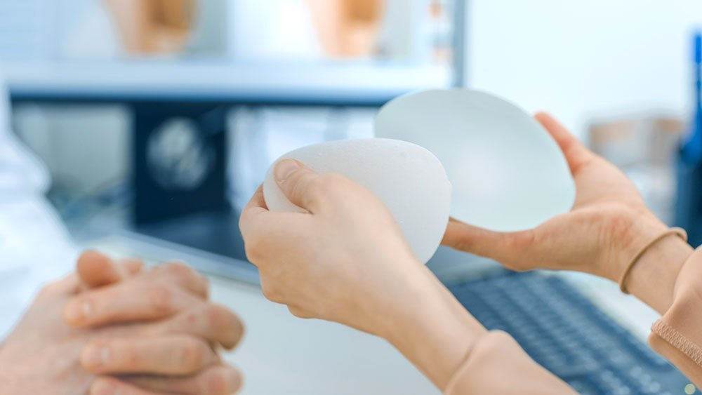 textured breast implants. Biocell implants have been recalled by Allergan